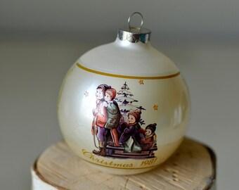 Hummel ornament | Etsy