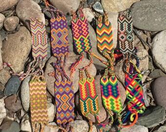 Handmade Woven Whyu Bracelets