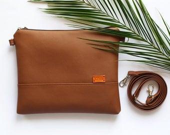 Handbag 6 colors Crossbody bag Womens gift Girlfriend gift Purse Shoulder bag Faux Leather purse Yellow bag Bridesmaid gift