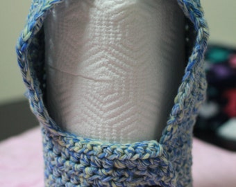 Hooded Cowl with Thick Yarn