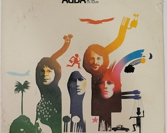 "Abba - ""The Album"" vinyl"