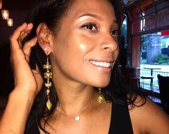 Moroccan Girl Earrings