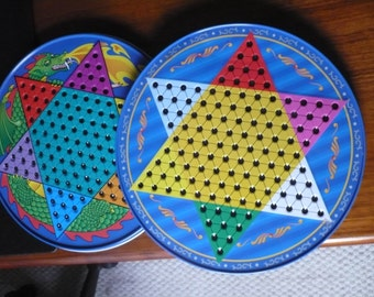 Metal Chinese Checkers Games
