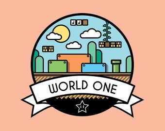 World One Poster
