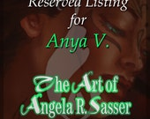 RESERVED LISTING for Anya V. - Wholesale Prints