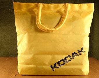 Vintage Kodak Tote Bag