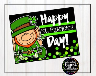 St Patrick's Day: Notecards and Envelopes (20 Pack)