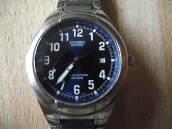 Edifice - Японские наручные часы CASIO серии Edifice