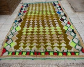 Beautiful azilal rug