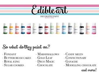 Edible Art Decorative Paint