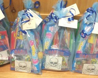 Pre Filled Boys Girls Party Bags Wedding Favours Sweet Cones Birthday Gifts