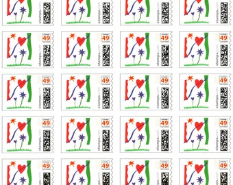 Happiness US Postage Stamps (20)