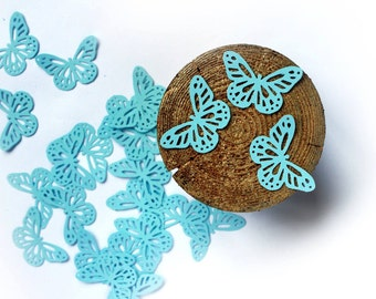 White paper butterfly cut outs wedding butterflies butterfly for White paper butterflies
