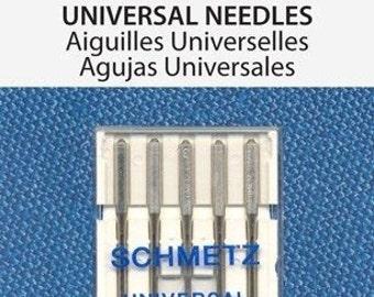 Schmetz Universal Needle 19/120 5 Pack