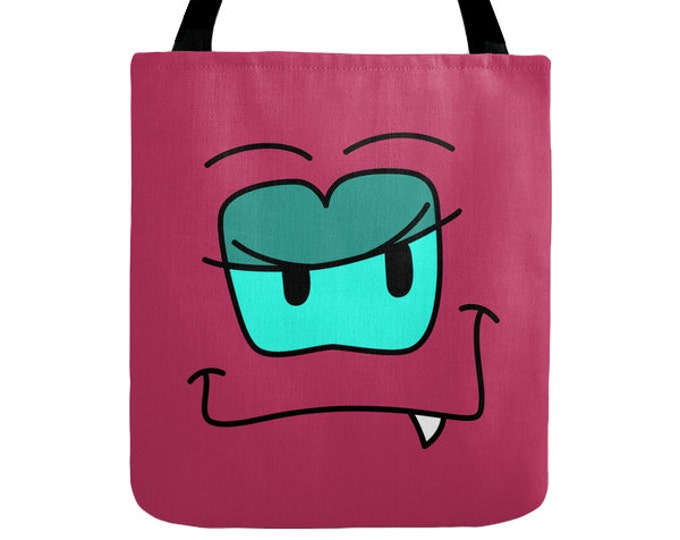 Luu Tote Bag - Monsters