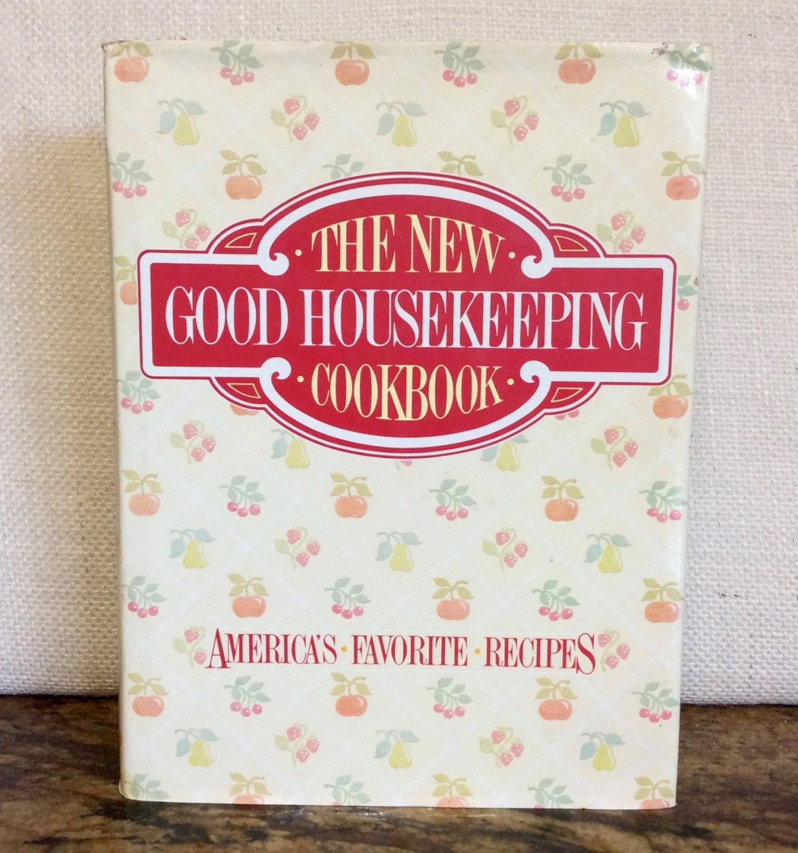 Good Housekeeping: Vintage 1986 The New Good Housekeeping Cookbook