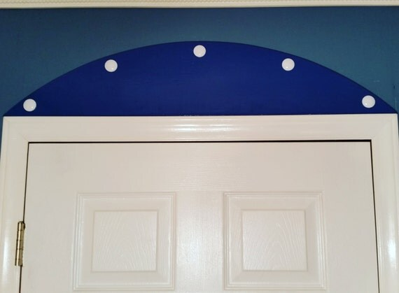 Above door decor by inventdecor on etsy for Above door decoration