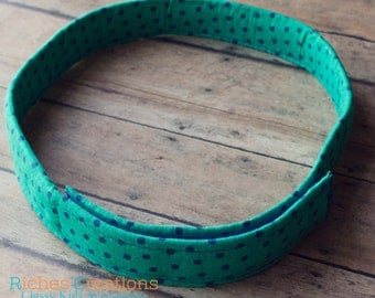 Polka Dot Kids Belts- Adjustable Velcro Belt