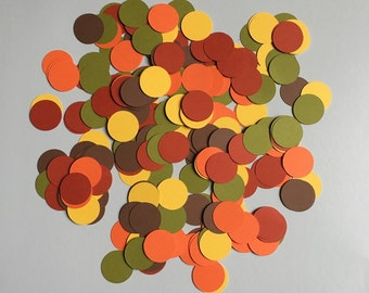 Autumn Confetti Mix   Thanksgiving Confetti Mix   Fall Confetti Mix