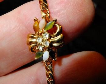 Vintage Gold Toned Bracelet