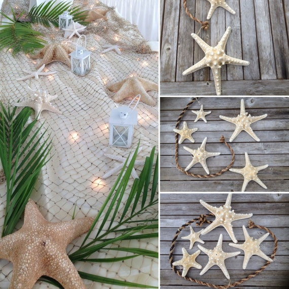 Beach Wedding Decorationsstarfish CenterpieceStarfish