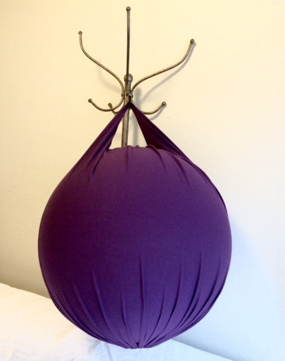 Birth Ball Cover With Handle Exercise Yoga Ball Cover Ball