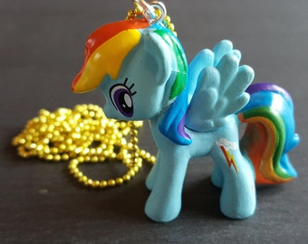 My Little Pony, Friendship is Magic, Rainbow Dash necklace