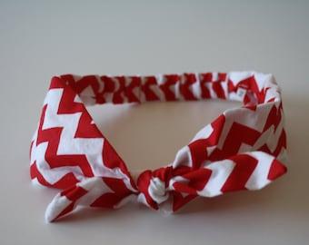 Headband, headband from the ground chevron 2-6 years