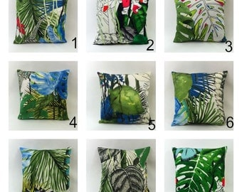 Designers Guild Christian Lacroix Fabric Cushion Covers Jardin Exo' chic Bougainvillier Stunning Vibrant Fabric