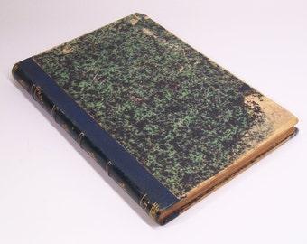 1885 Elliniki Christomatheia (Ελληνική Χρηστομάθεια) greek school book by Byzantios (Βυζάντιος) & Ragkavis (Ραγκαβής)