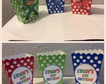 PJ Masks 12 pc treats boxes. **Free shipping**