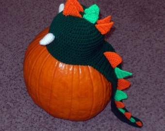 PATTERN  - Gabeysaurus Dino Hat
