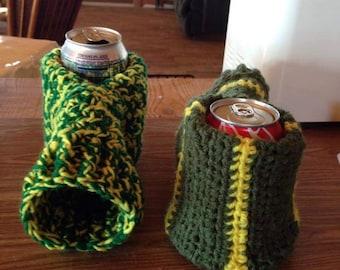 Crochet Beverage Mit