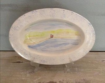 Couple on the Beach Wedding Signature Platter