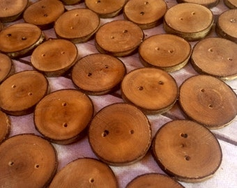 Tree Branch Buttons made in New Hampshire THE MASON buttons
