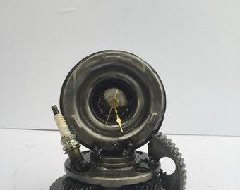 Car parts clock