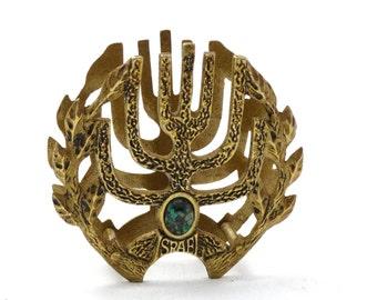 Hanukkah Table Decor - Napkin Holder  - Jewish Napkin Holder - Jewish Holiday Decor - Hannukkah Decoration - Jewish Tradition
