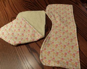 Burp Cloth- Set of Two