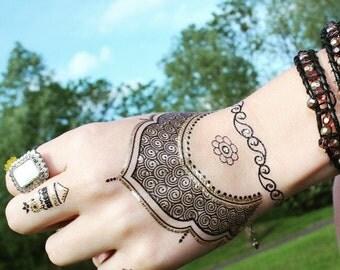 New Lotus selection Metallic Tattoos perfect festival accesory