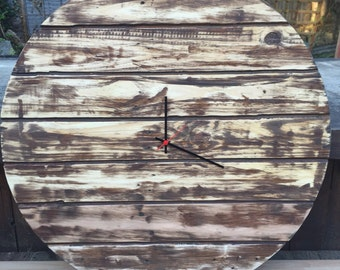Custom made clock