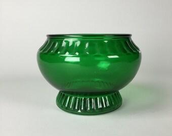 Vintage Napco Green Bowl/Vase