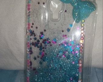 galaxy s4 glitter case
