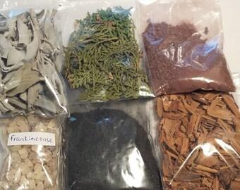 Super Protection Kit! Includes surprise bonus herb