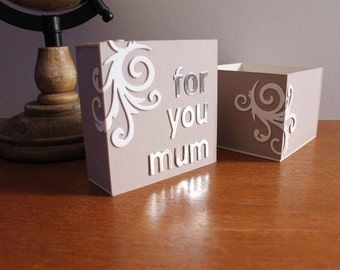 Mother's Day 'For You' Gift Box by DPJ Designs
