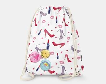 Bag-backpack High Heels