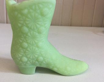 Fenton Green Small Boot