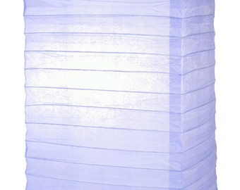 Lavender Hako Paper Lantern - 8HKO-LV