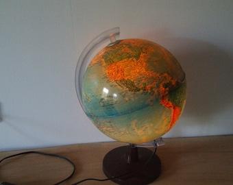 French Globe Light // Globe Light // Working Globe Light In French
