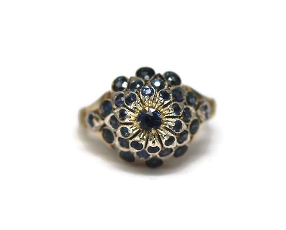 vintage thai princess harem ring