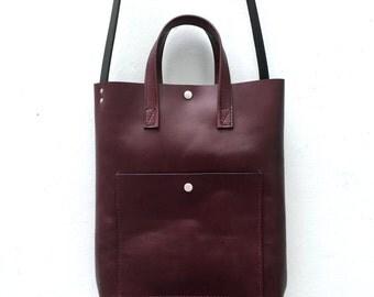 CLEARANCE/ Leather Hand Bag, Sling Bag